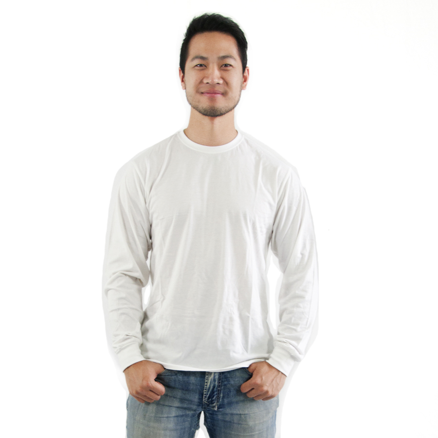 10.5 oz Cotton Long Sleeve Shirt