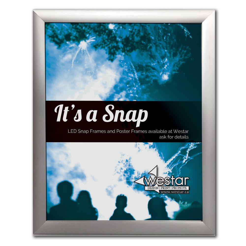 Poster Snap Frame