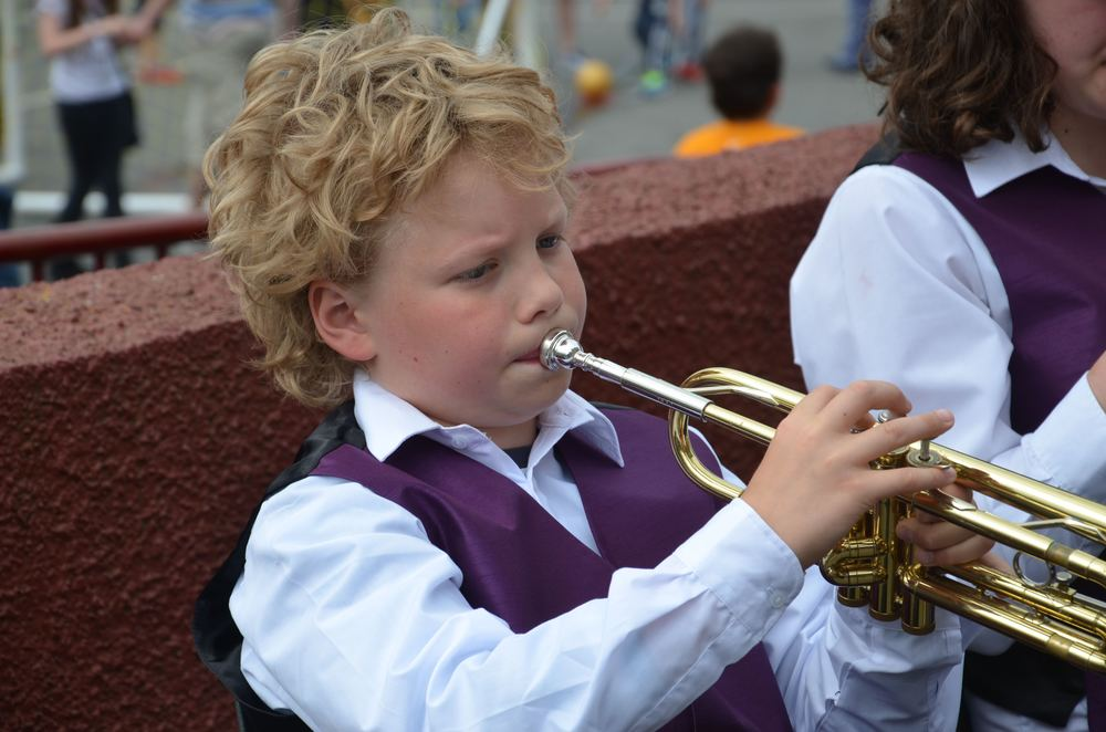 Stranmillis Summer Fete (Youth Band)
