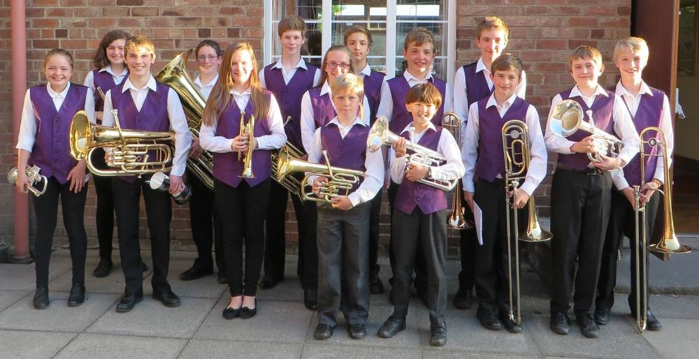 Downshire Youth Band 2014