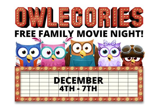 Owlegories Free Family Movie Night - Stream online December 4th-7th, 2014. Read the Nourished Mama's Review of this Christ-Centered tv series and app here.