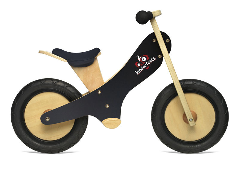 Kinderfeets Chalkboard Balance Bike, a perfect starter bike for young toddlers. --via TheNourishedMama.com