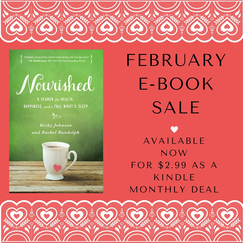 Nourished February E-book Sale