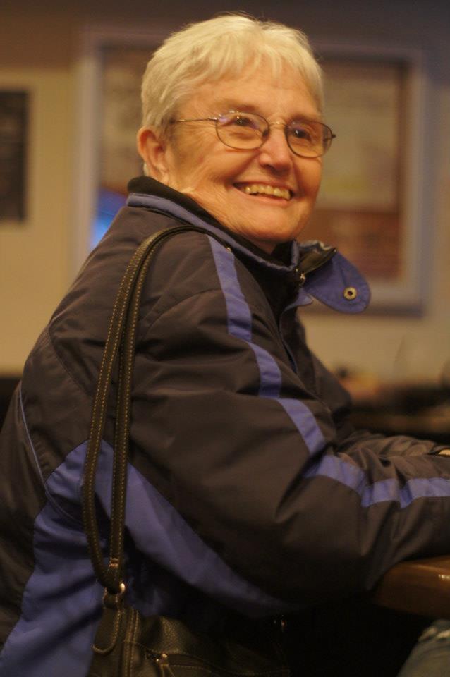 Grandma joan