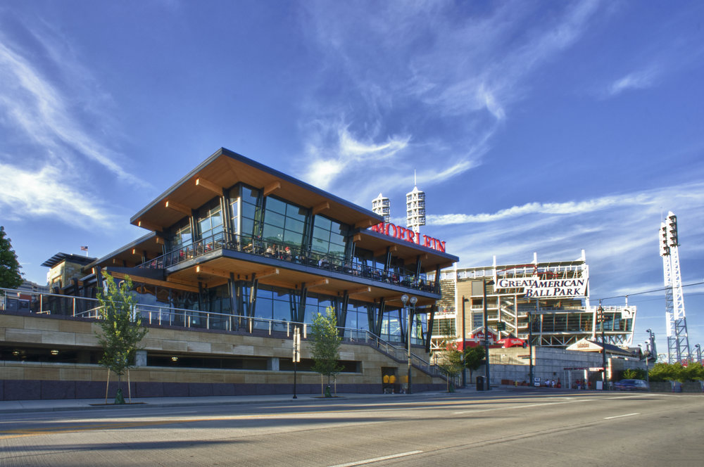 Moerlein Lager House Located Next Door To Great American Ballpark On The  Ohio Riverfront, The