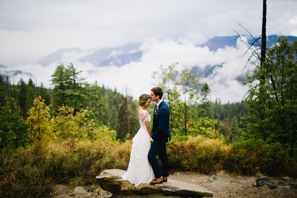 MARSHALL + KRISSY // YOSEMITE, CALIFORNIA