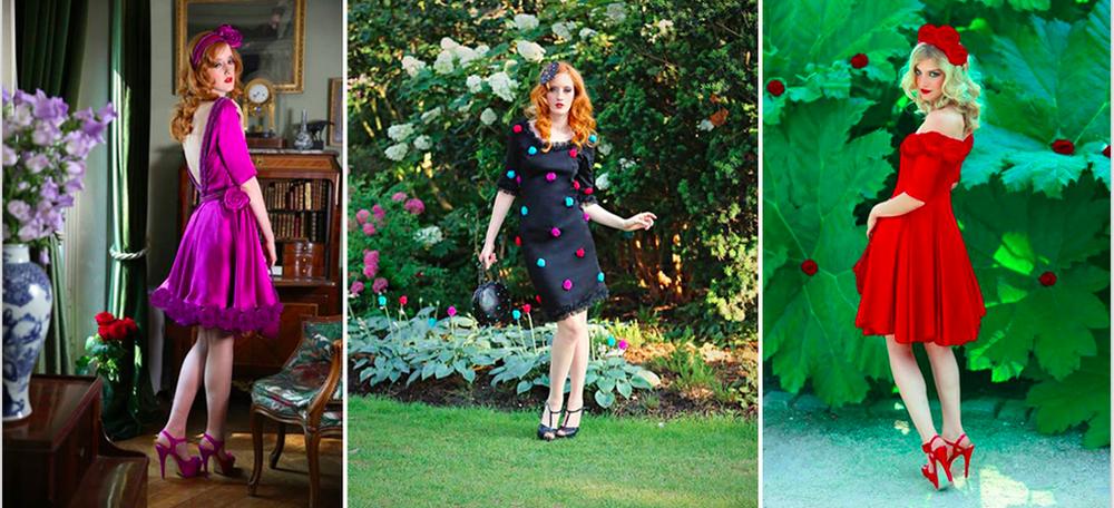 """Mes études de mode et d'art ont été faites à Paris, où j'ai vécu de nombreuses années, et où ma société """"Vilorija"""" est basée."""