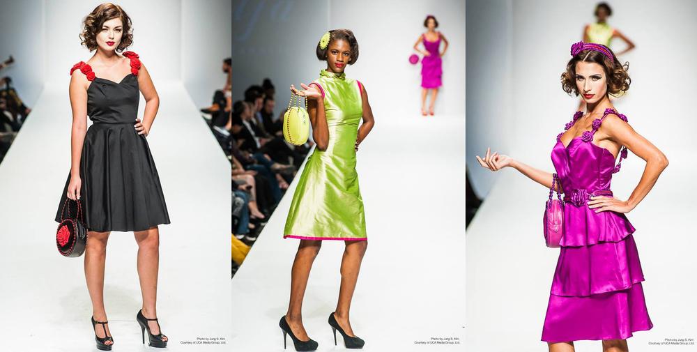 Une nouvelle, rafraichissante et superbe marque de mode de Paris peut s'établir. Merci pour votre aide et de votre participation à cette aventure! Bisous Jelena