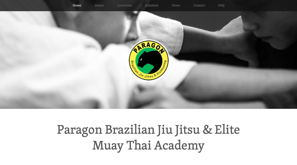 Paragon Brazilian Jiu Jitsu SLO