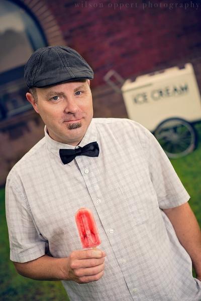 Seaside Pops Founder, Brett Smith