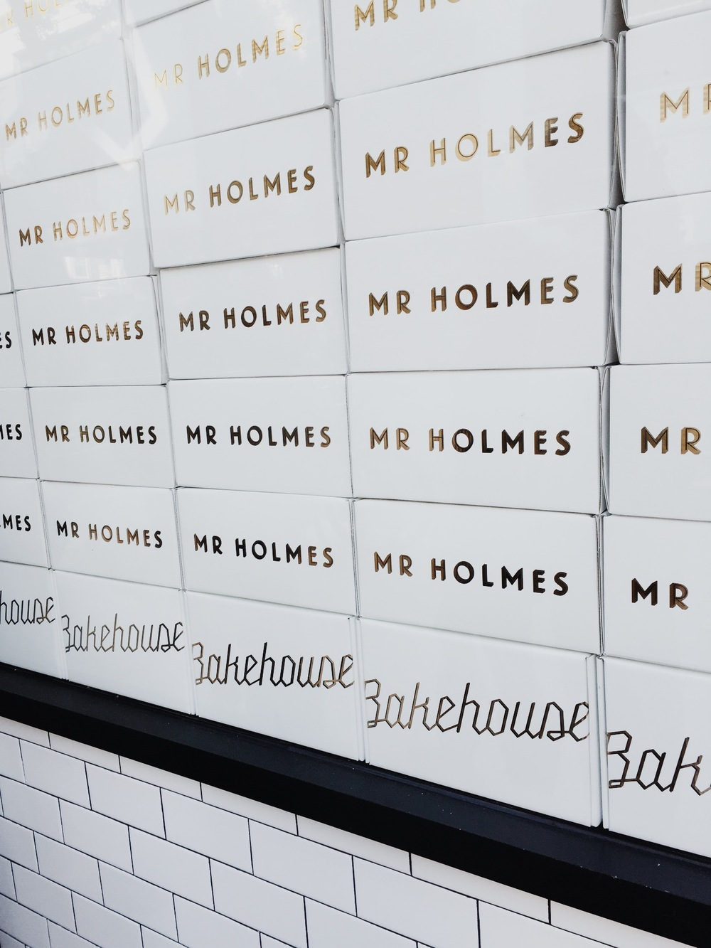 Mr Holmes Boxes