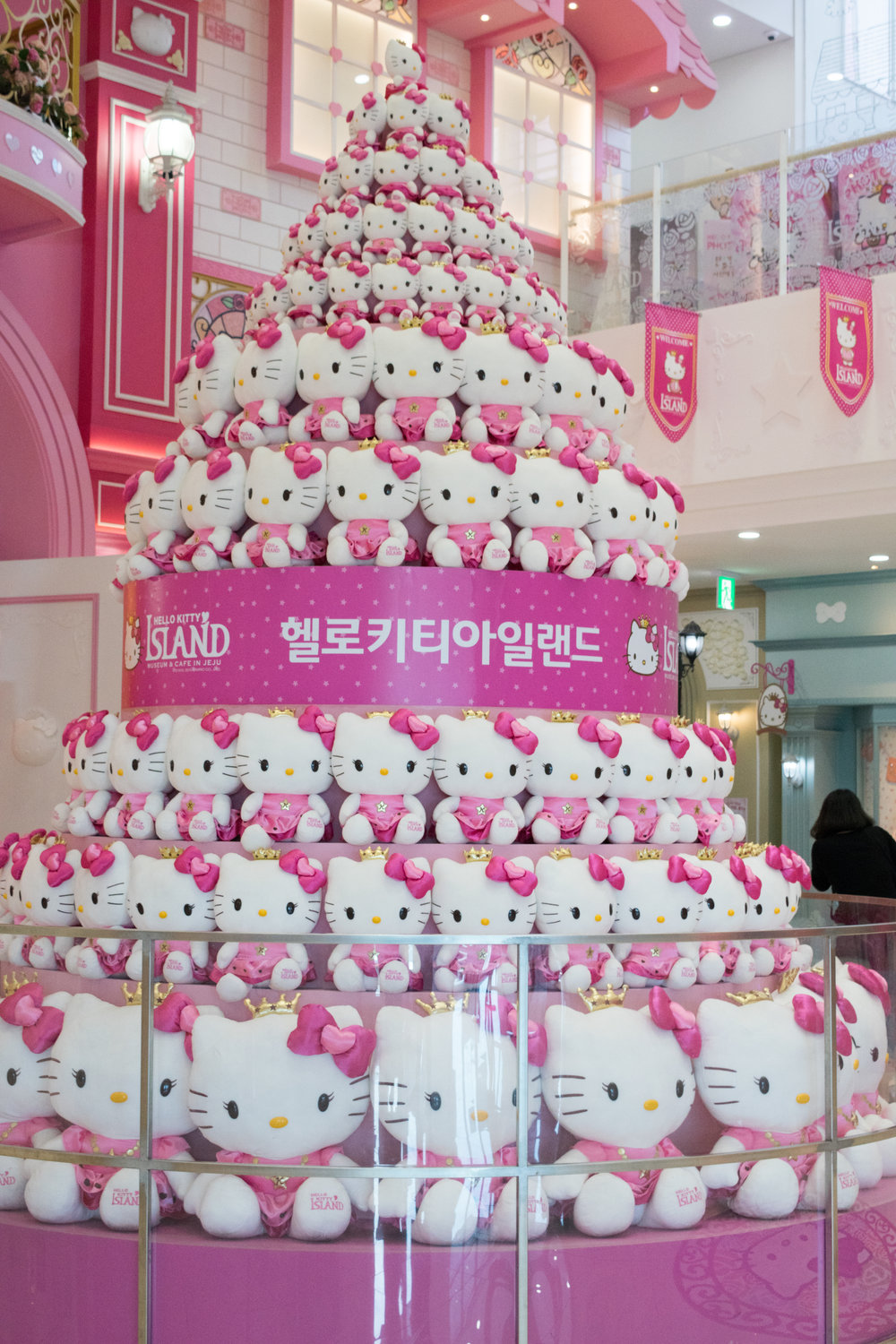 Hello Kitty Island, Jeju Island