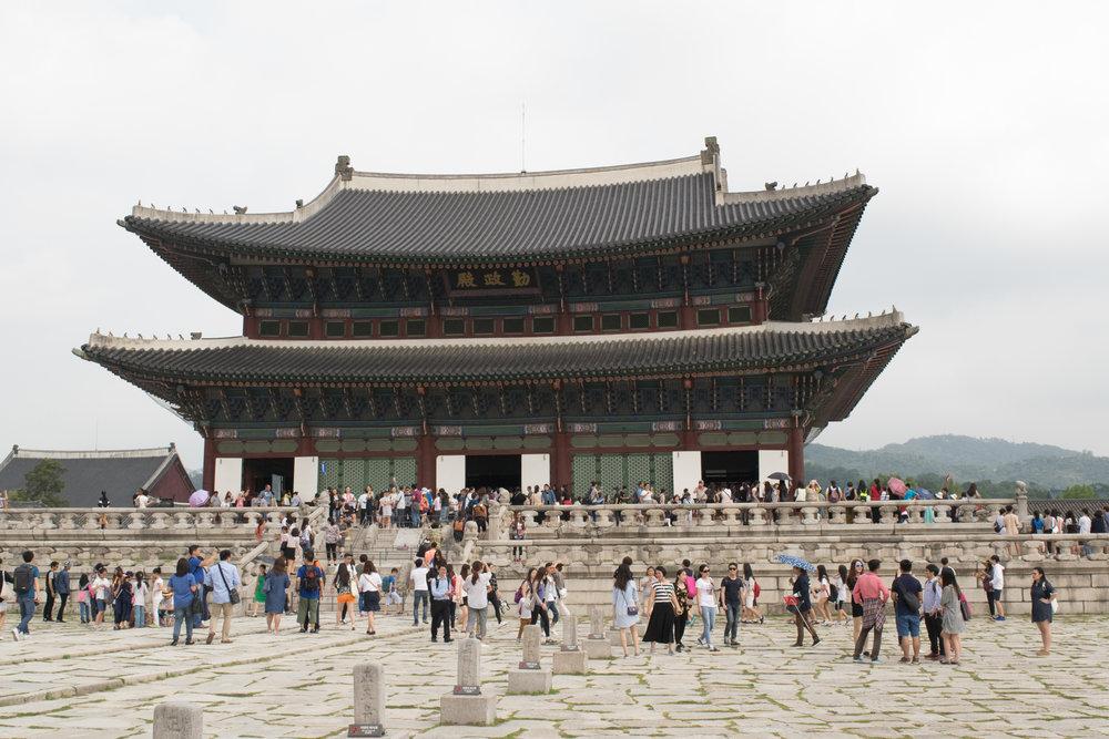 Seoul Sites | Jagyeongjeon