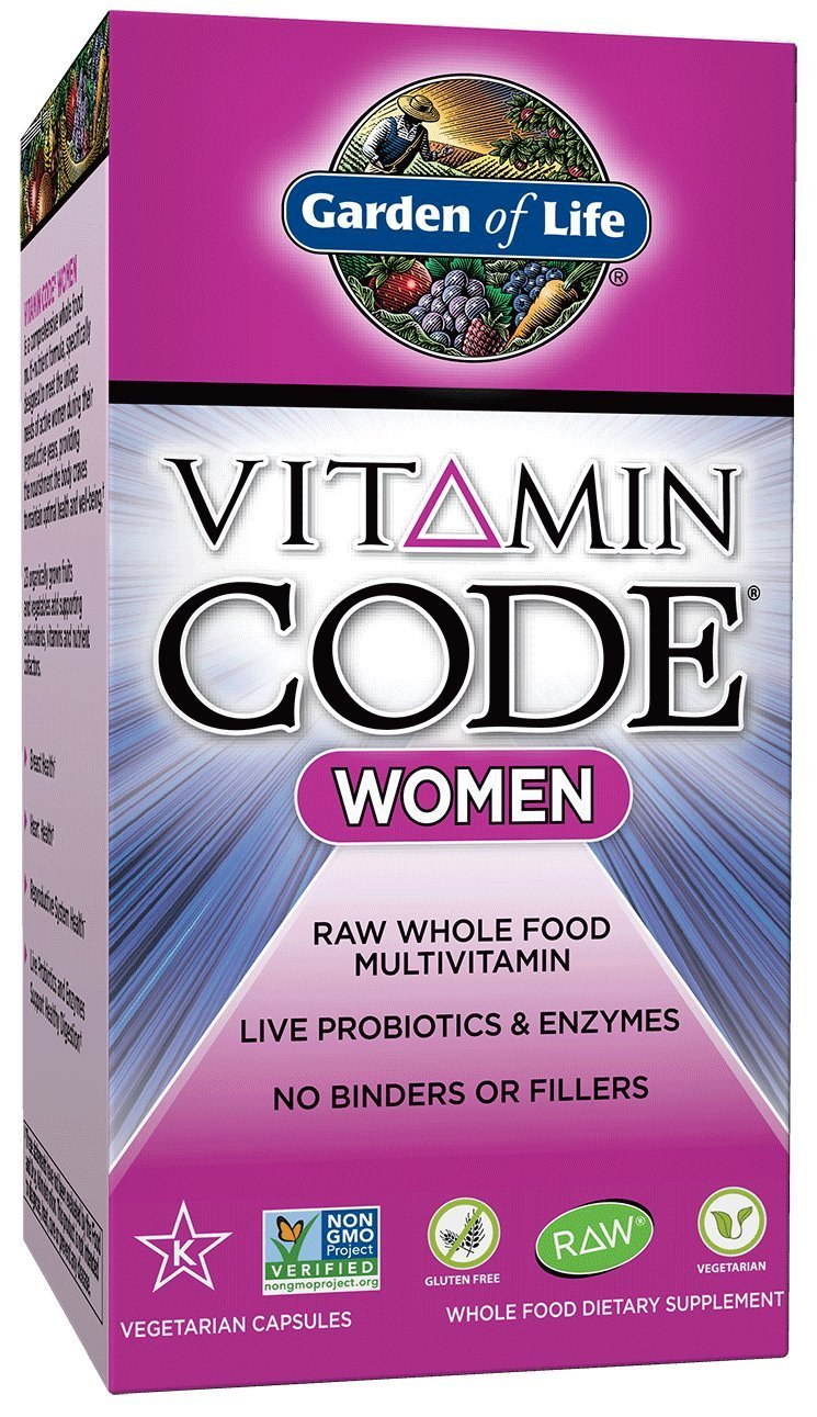 Vitamin Code Women, Amazon, $30