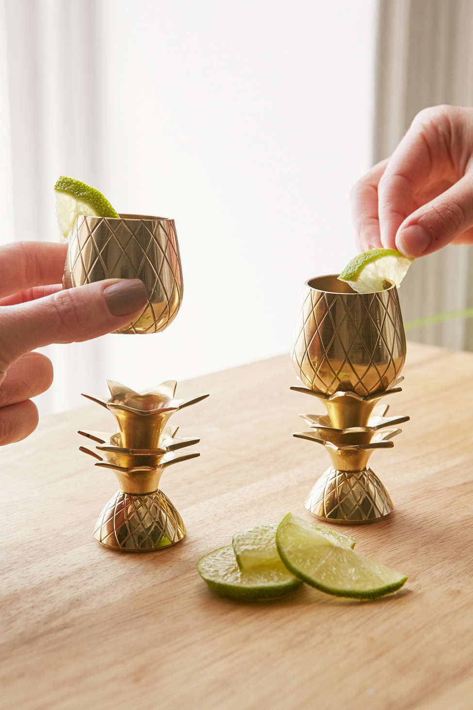 Pineapple Shot Glasses, UO $35