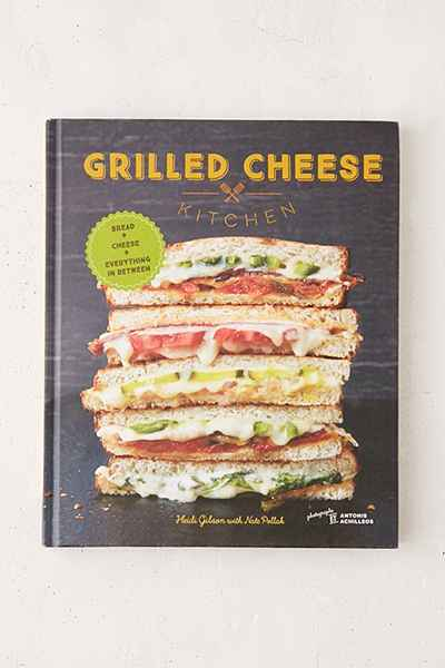 Grilled Cheese Kitchen (cookbook), UO $19.95