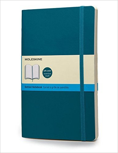 Moleskine Classic, amazon $17.44