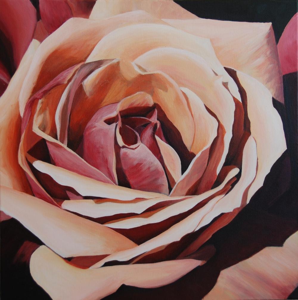 """Caramel Rose"""
