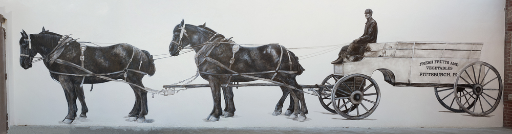 Percheron's before Fruits and Vegetable (2016)