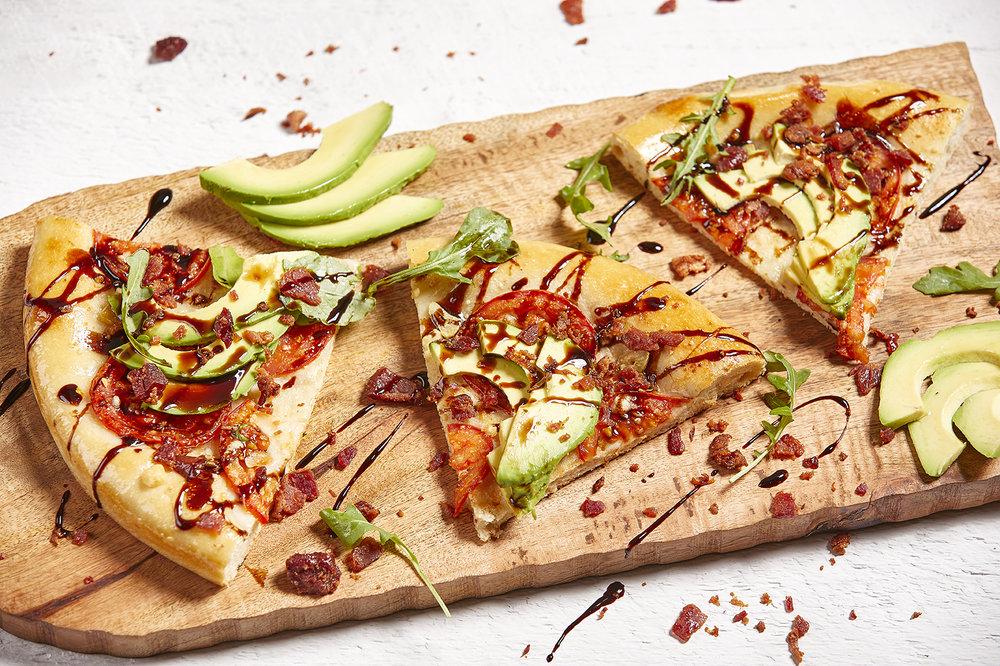 BLT + A Pizza