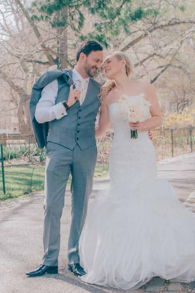 MICHELLE + BRIAN              NEW YORK
