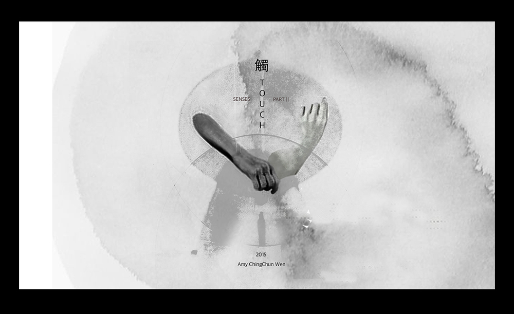 "Senses Part 2 : TOUCH / Interactive Experimental Animation /製作中    How we touch each other depends on how we felt, but what we felt at the same time might not be the same.   ""我們對別人的感覺決定了接觸他們的方式 ,我們接觸他們的方式決定了我們對彼此的感覺""   http://www.amycwen.com/multimedia/"