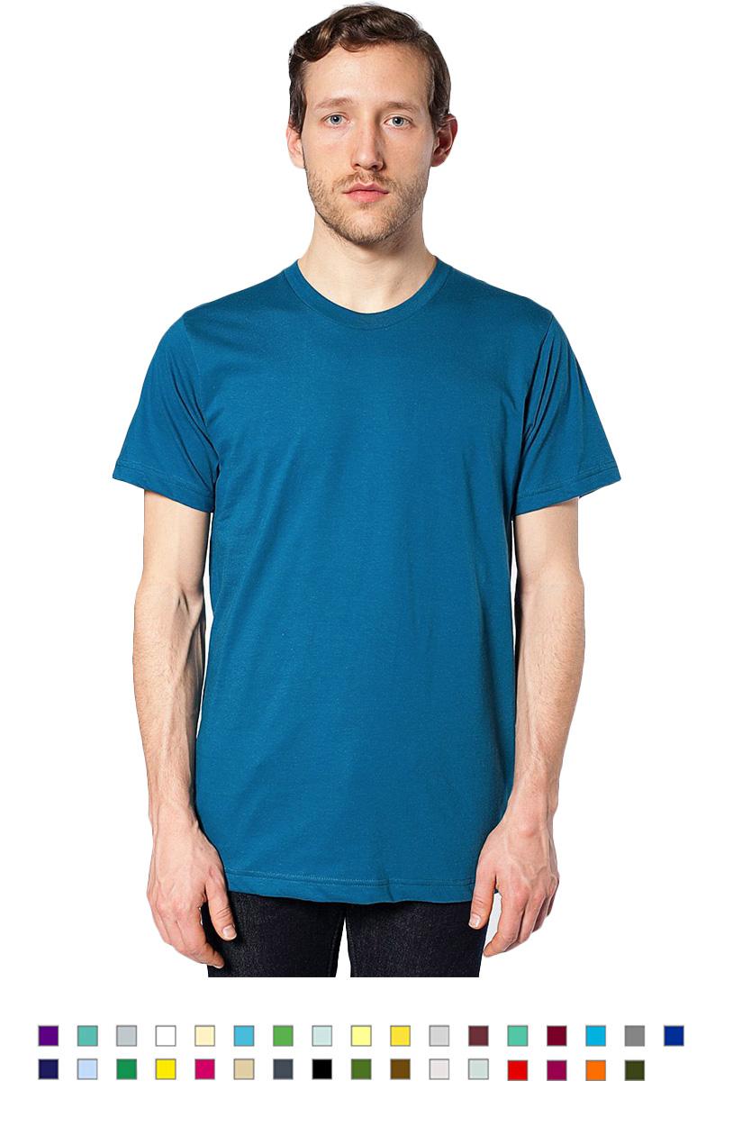 AA2001 -Fine Jersey Short Sleeve T-Shirt [$13.50]