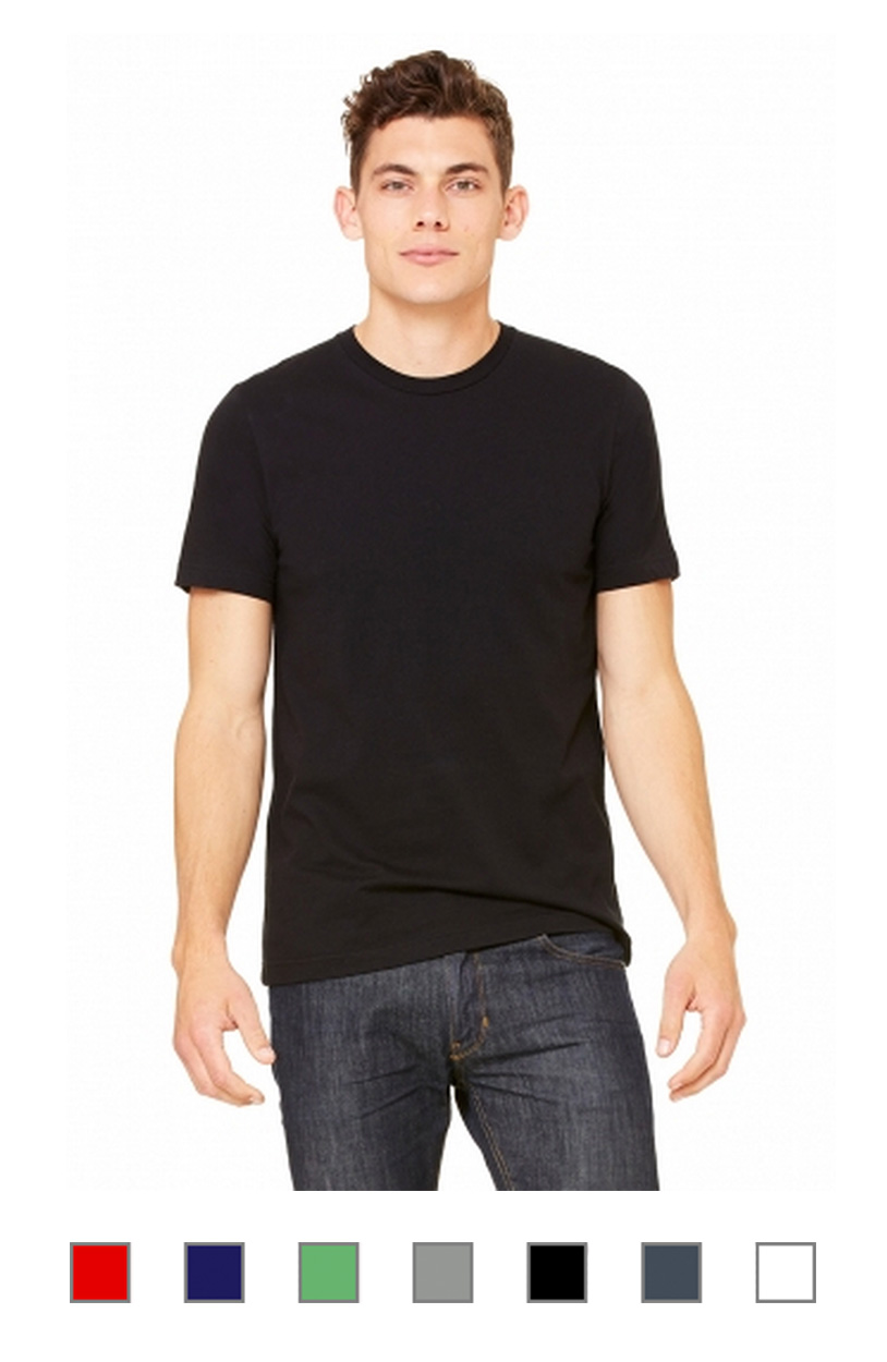 BC3001U -Made in the USA Unisex Tee [$13.50]