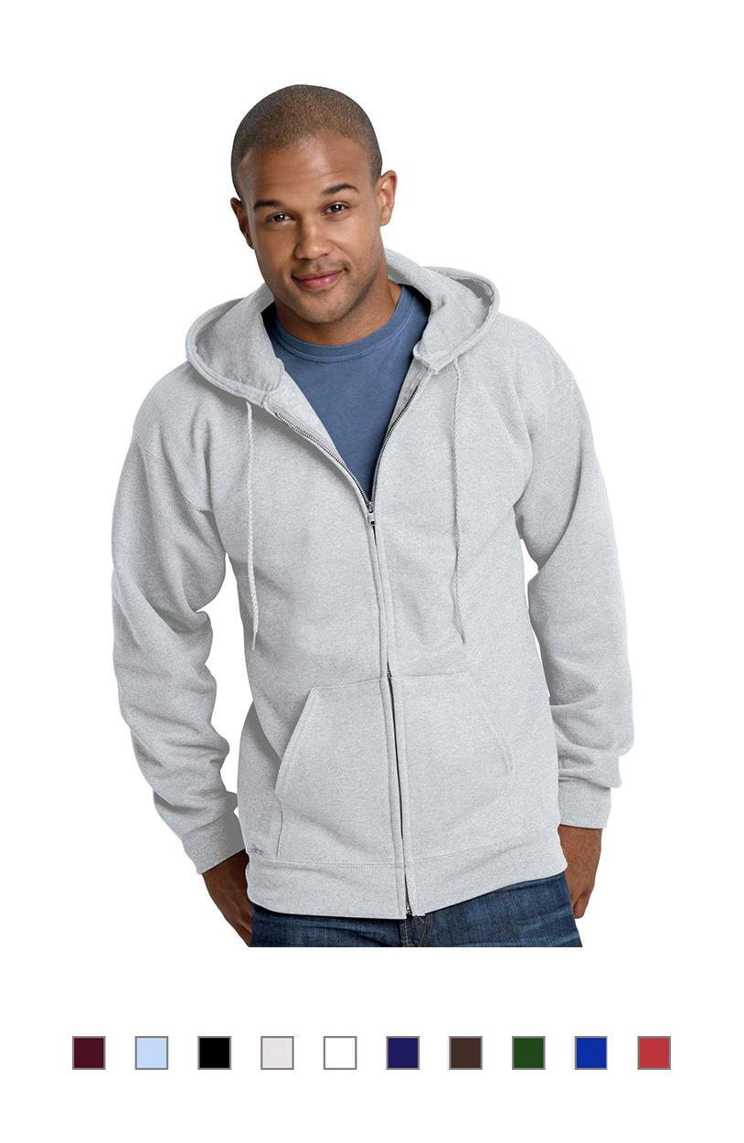 HANESf280 -Zip Hooded Sweatshirt [$29.25]
