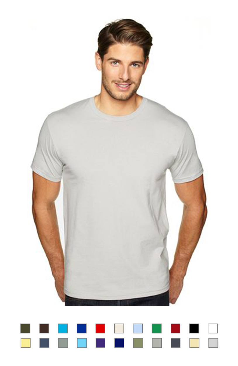 NL3600 -Premium Fitted Short-Sleeve T-Shirt [$12.00]