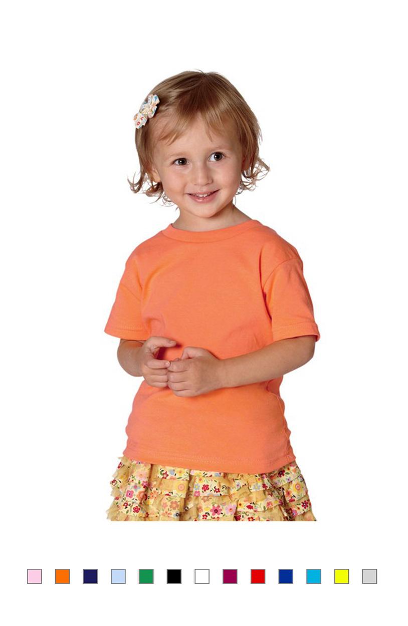 RS3301 -Toddler 5.5oz Short Sleeve T-Shirt [$12.75]