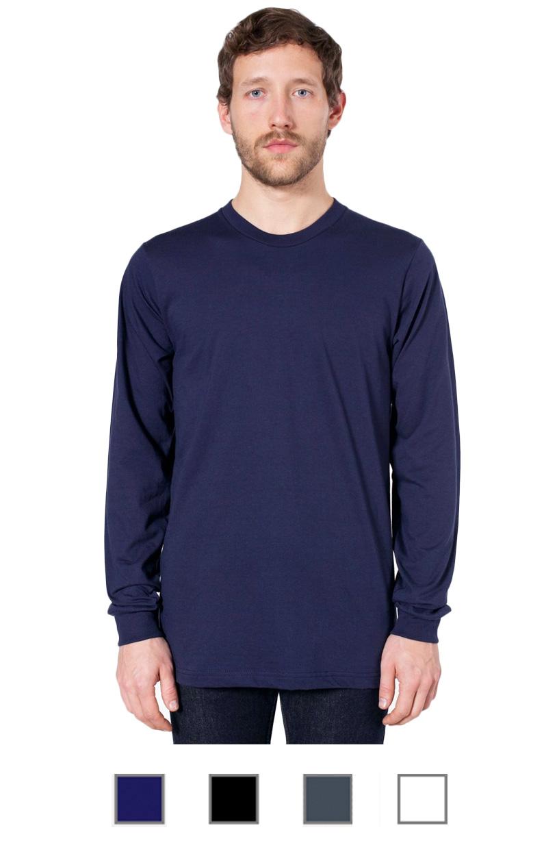 AA2007 -Fine Jersey Long Sleeve T-Shirt [$17.75]