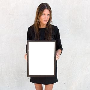"""12×16""""Framed Poster [$31.00]"""