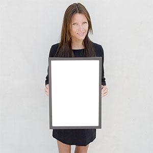 """12×18""""Framed Poster [$42.00]"""
