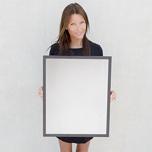 """16×20""""Framed Poster [$45.00]"""