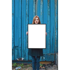 """18×24""""Framed Poster [$50.00]"""