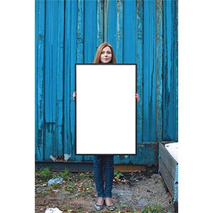 """24×36""""Framed Poster [$85.00]"""