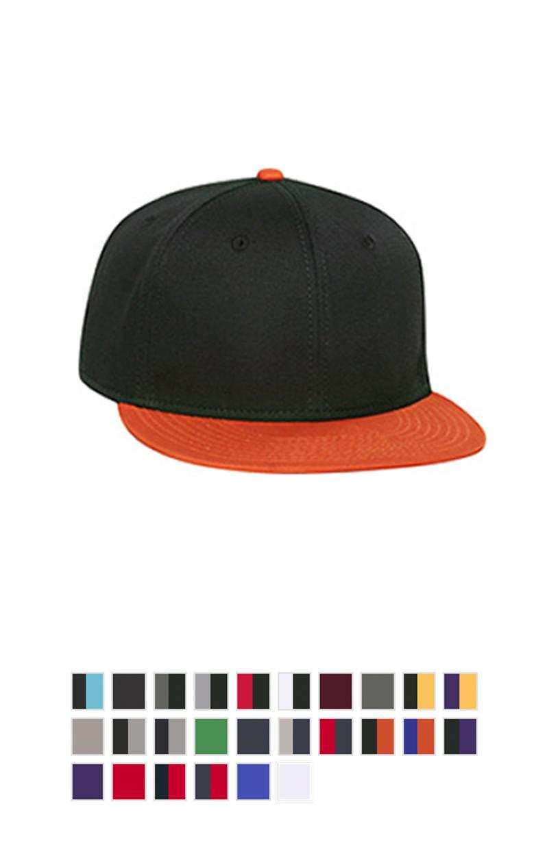 Otto Cap 125-978 - Wool Blend Snapback [$15.00]
