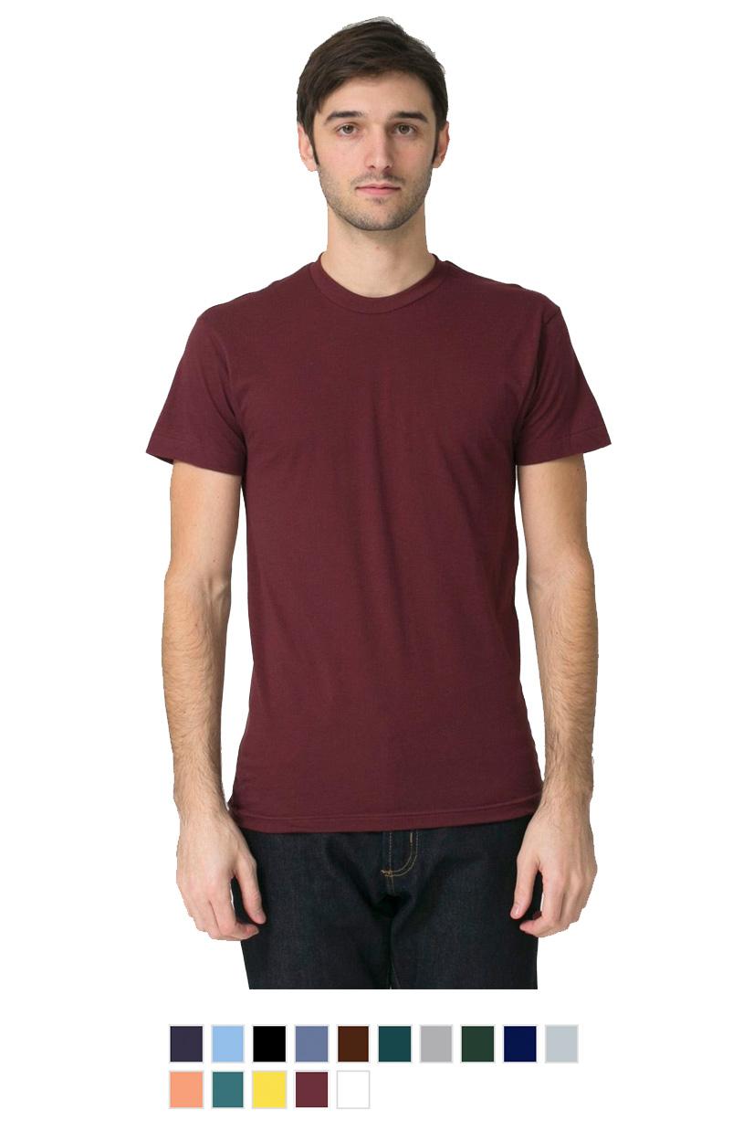 AA6401 -Sheer Jersey Short Sleeve Summer T-Shirt [$18.00]