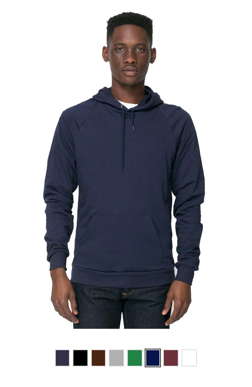 AA5495 -Unisex California Fleece Pullover Hoodie [$29.50]