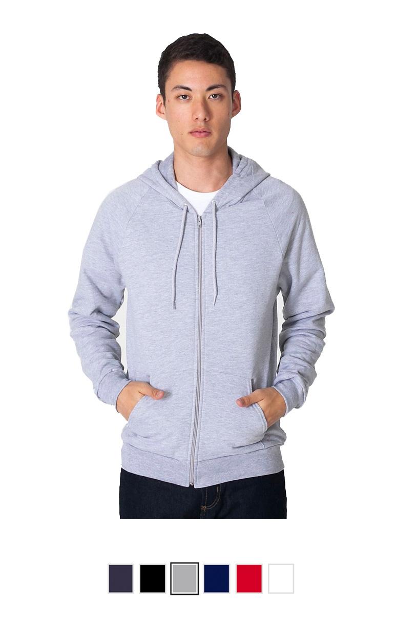 AA5497 -California Fleece Zip Hoodie [$35.00]