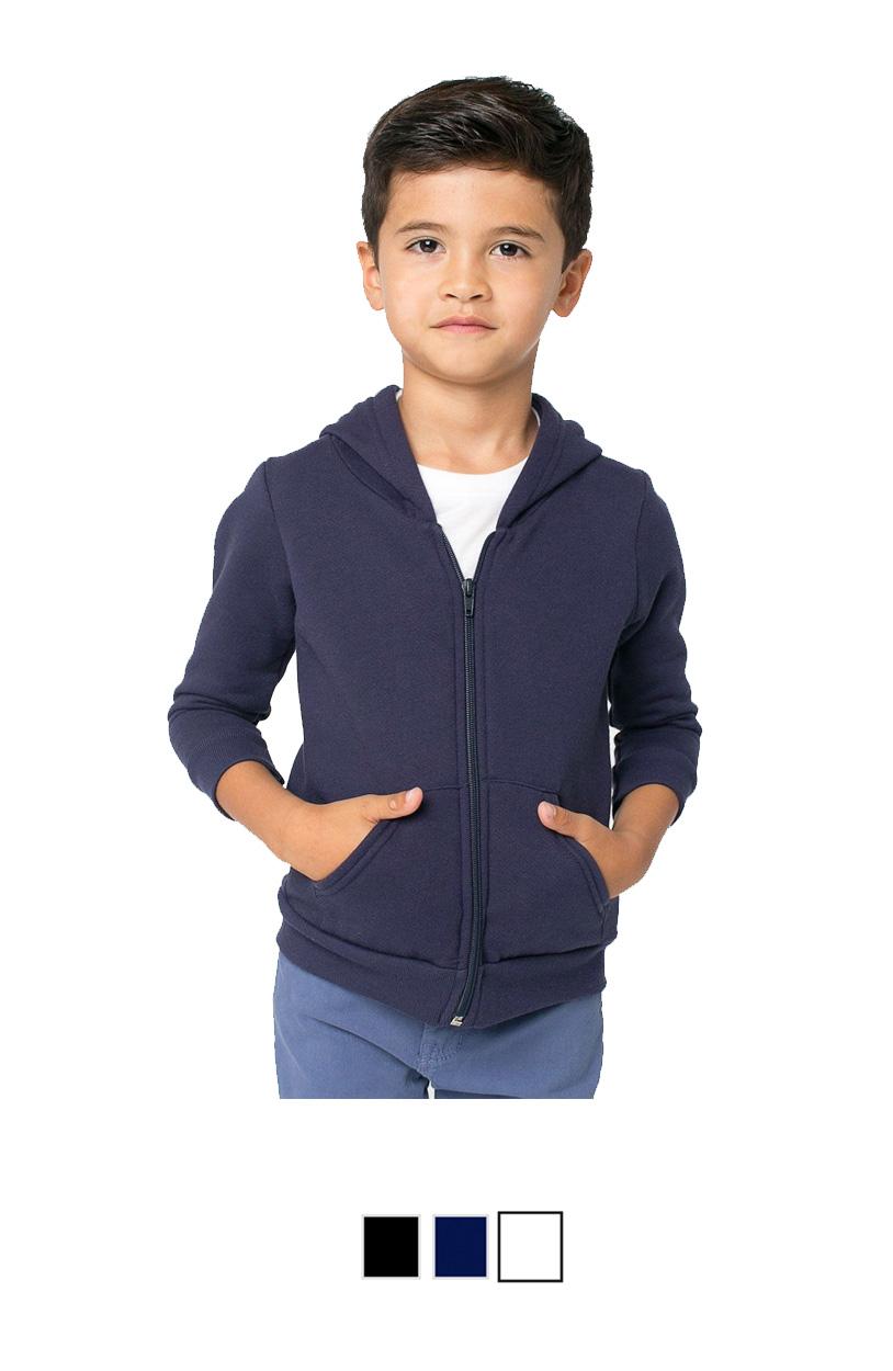 AA5197 -Kids California Fleece Zip Hoody [$26.00]