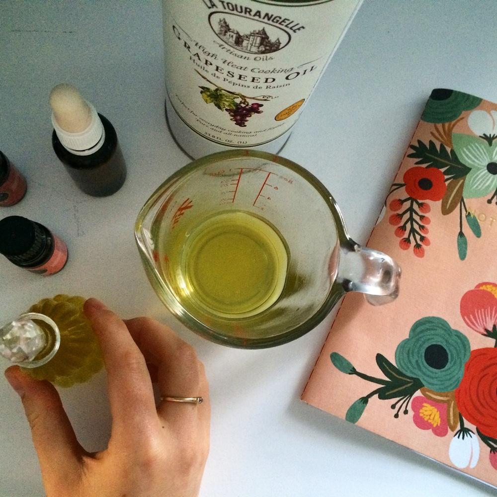 moisturizing body oil for summer