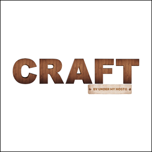 Craft by Under My Host, 10/2015