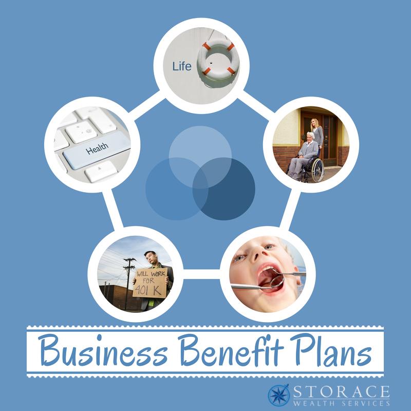 BUSINESS BENEFIT PLANS