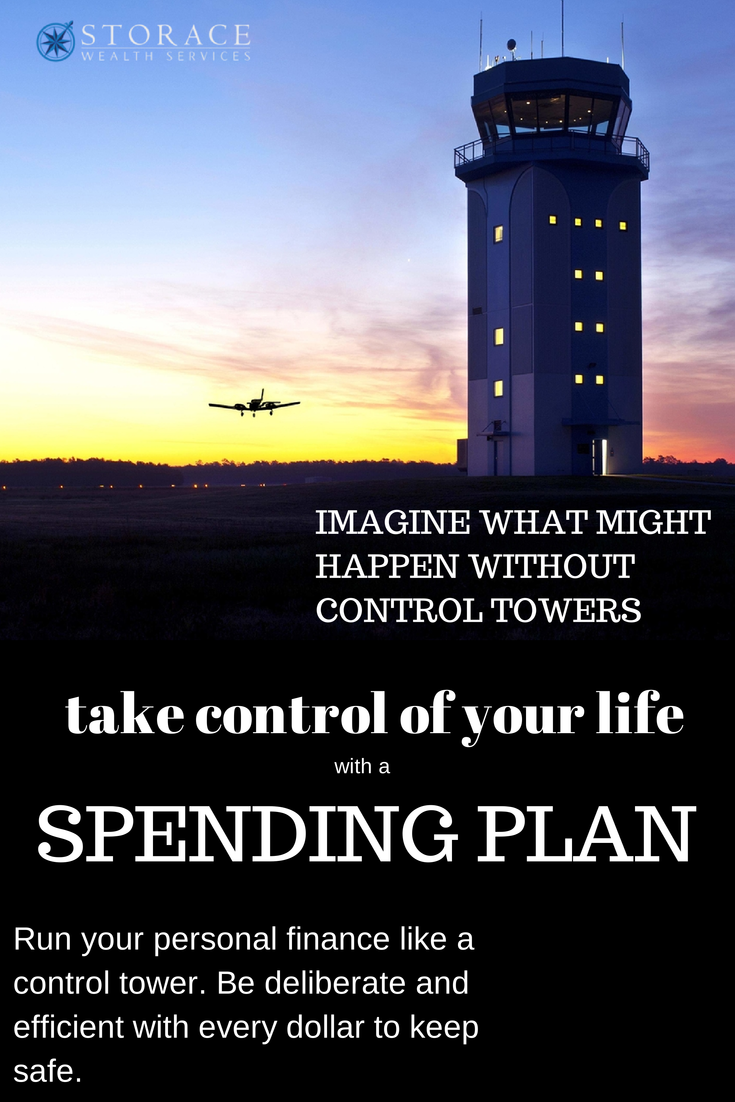 CREATE A SPENDING PLAN