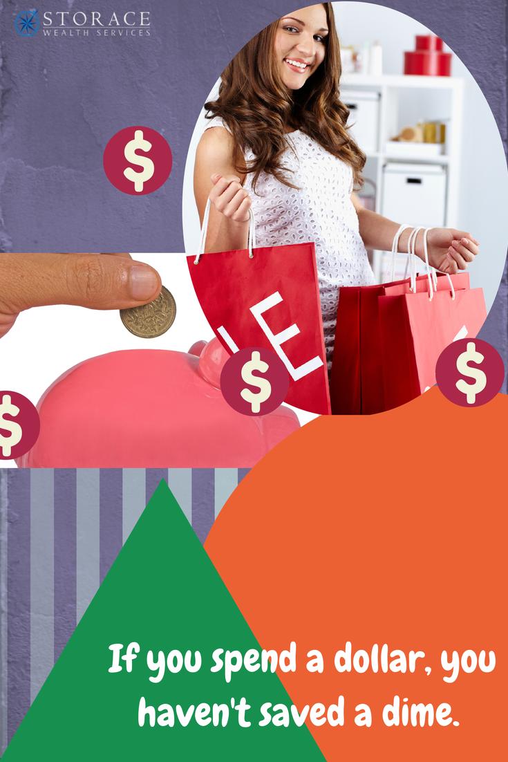 SPEND EACH DOLLAR INTENTIONALLY