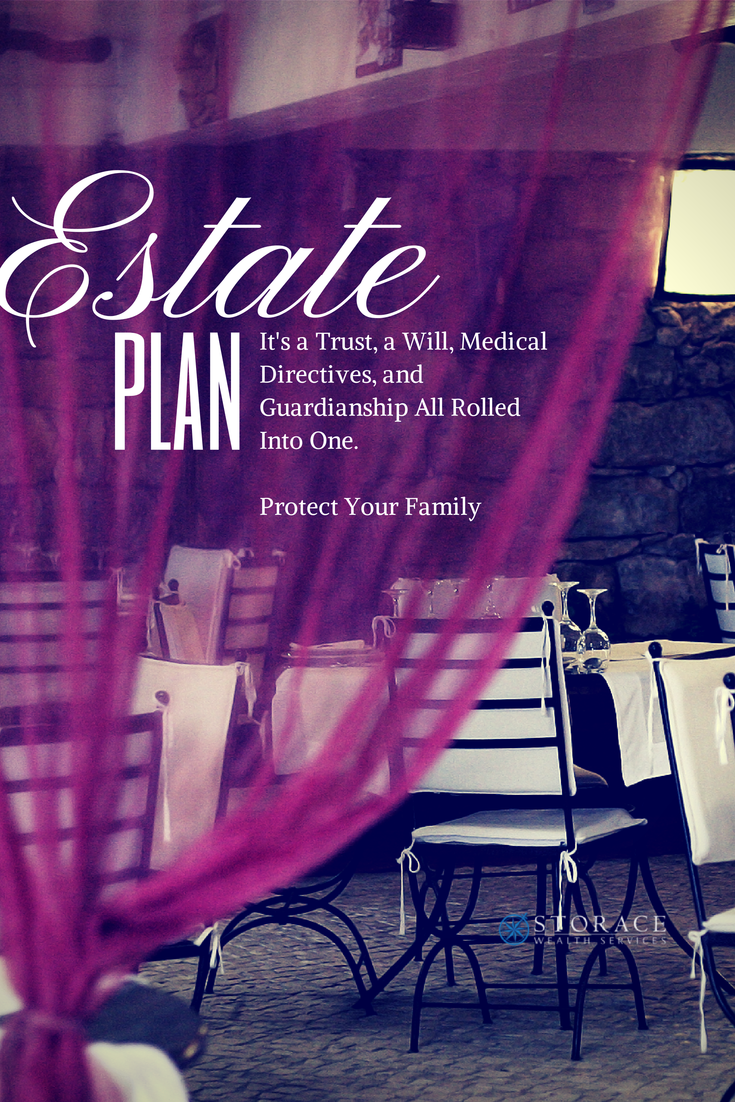 THE COMPONENTS OF AN ESTATE PLAN
