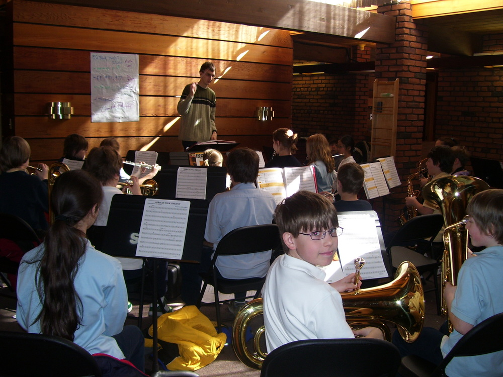 5/6 Band, year one