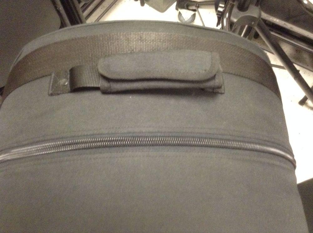 tuba #5 - improved strap